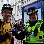 Stephen Sutton having an adventure. What a dude. Photo by Fixers / CC BY NAME