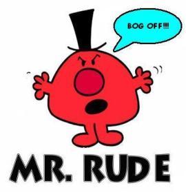 mr rude