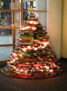 xmas tree books